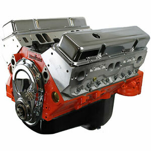 Blueprint Engines Ps4541ct Pro Series 454ci Small Block Chevy Base Engine 563 Hp