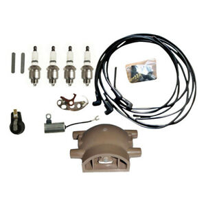 Tune Up Kit For Front Mount Distributor Fits Ford New Holland Tractor 8n 9n 2n