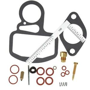 Carburetor Rebuild Kit Allis Chalmers Wc Wf Tractor Engine W Zenith 7078 7971