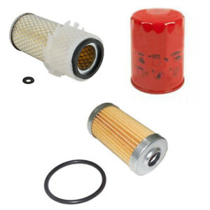 Fits John Deere 650 750 Compact Tractor Engine Filter Service Kit donaldson Bal