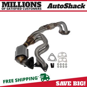 Exhaust Manifold Catalytic Converter With Gasket For 06 10 Subaru Forester 2 5l