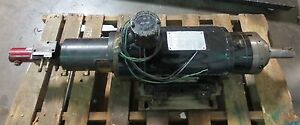 Setco Refurb Pope Spindle Style A 1556 3 Hp 3 Phase 642 1830 62868