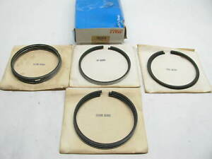 Trw T8147h Std 3 Cylinder Piston Rings Set For 1965 68 201 401 Diesel Engs