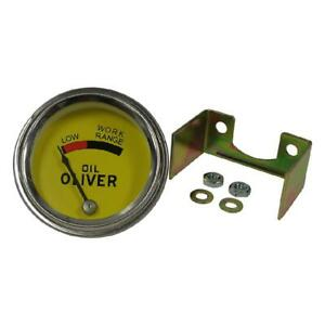 1ha344a Oil Pressure Gauge For Oliver 440 66 660 77 88 Super 44 Super 55 Super 6