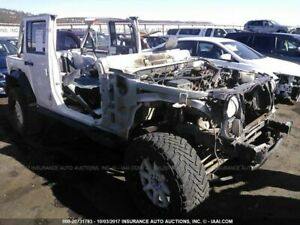 Bare Steering Column Floor Shift Tilt Wheel Fits 07 Wrangler 4948372