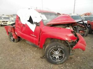 Driver Rear Door Glass Extended Cab With Privacy Tint Fits 05 18 Tacoma 3981775