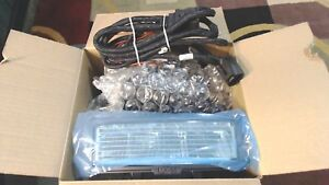 Boss Sl3 L E D Heated Snow Plow Light Set Wire Harness Msc16200 New In Box