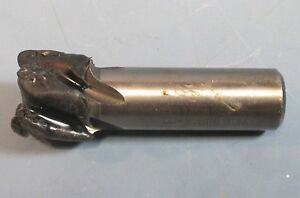 Niagara 1 71324 Hsco E2 Lead 5 880 Pro Cnc Resharpened Roughing End Mill Used