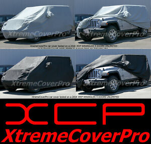 Car Cover 2013 2014 2015 2016 2017 2018 2019 2020 Jeep Wrangler Unlimited