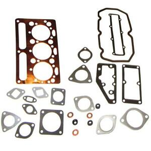 748008m91 Fits Massey Ferguson Top Gasket Set 135 150 20 2135 230 235 245 240 25