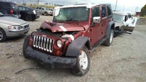 Bare Steering Column Floor Shift Tilt Wheel Fits 07 Wrangler 6303450