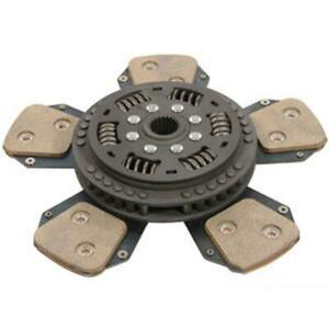Clutch Disc For Massey Ferguson Tractor 375 390 Others 3701011m91