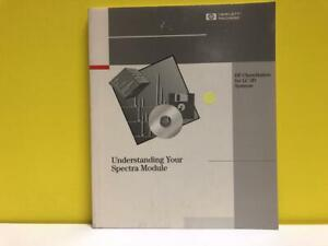 Hp G2180 90003 Understanding Your Spectra Module Chemstation For Lc3d Systems