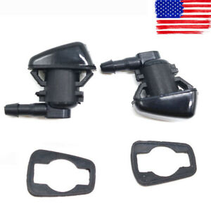 For Jeep Commander 2006 2007 2008 2009 2010 Windshield Washer Nozzle Jet Spray