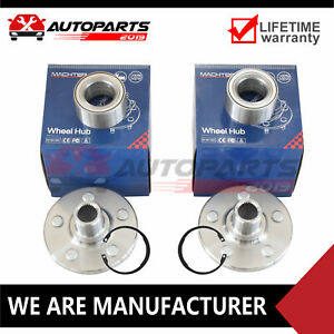 2x Rear Wheel Hub And Bearing Assembly Fits Aviator Explorer Mountaineer 521000