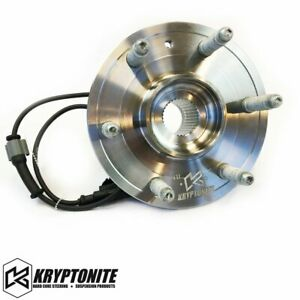 Kryptonite Lifetime Warranty Wheel Bearing For 2007 2013 Chevy Gmc 1500 6 Lug