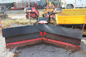 Hiniker V plow Snow Plow Model 9850