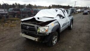 Passenger Rear Door Glass Extended Cab Fits 05 18 Tacoma 6721340