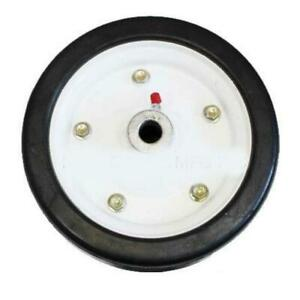502020 Finish Mower Wheel 9 Solid Tire For King Kutter Fits All Models