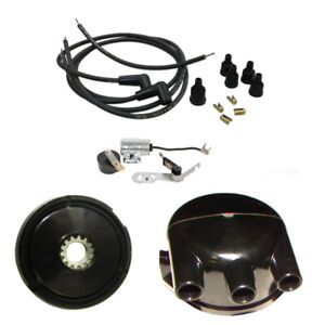 Ignition Tune Up Kit Fits John Deere 50 60 70 Gas 2 Cylinder Tractor
