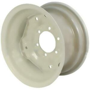 486101r1 8 X 15 6 lug Front Wheel Rim For Various Tractor Models
