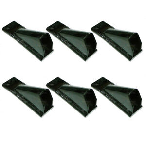 6 Pack Of Box Blade Scape Blade Ripper Shanks Points Tips For 3 4 Thk Shanks