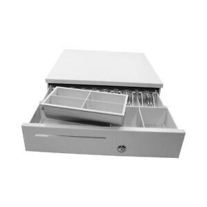 405d Pos Cash Register Drawers Cashbox Five grid Three gear With Money Tray F2e4