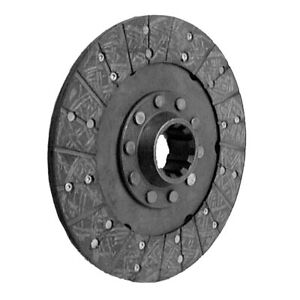 899823 Clutch Disc For Massey Ferguson F40 Fe35 To35 Mh50 Tractors