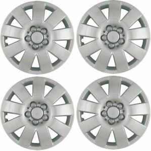 Brand New Set Of 4 15 Hubcaps Wheel Covers For 2003 2013 Toyota Corolla