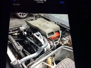 1984 Chevrolet Corvette 350 Crossfire Engine And Accessories Complete 77k Miles