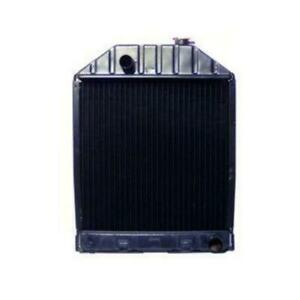 C7nn8005se Radiator For Ford Tractor 231 233 333 335 340 340a 340b 420 445 5000