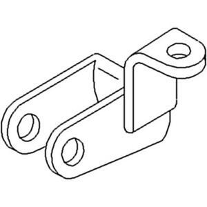 A26241 New Rh Eagle Hitch Lock Fits Case ih Tractor Models 300 310 320