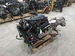 2019 Chevy 6 2l L86 Engine 10 Speed Auto Trans Liftout Assembly 12k Mi 2061670