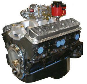Blueprint Engines Crate Engine Sbc 355 310hp Dressed Model Bp35511ctc1
