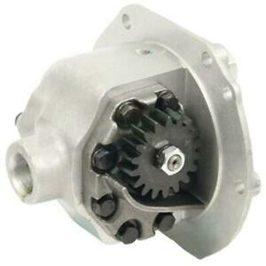 E9nn600bc Fits Ford Tractor Parts Hydraulic Pump 3230 3420 3930 4130 4630 4
