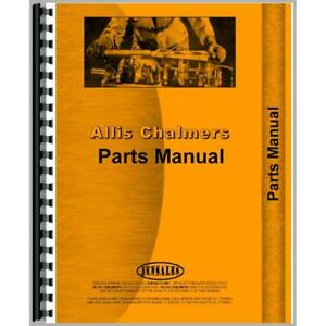 New Oliver Wagner Loaders Tractor Parts Manual