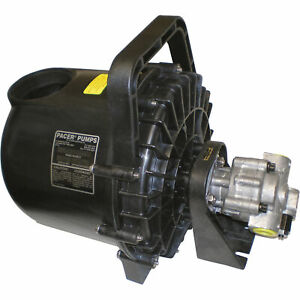 Pacer Pumps Hydraulic Self priming Centrifugal Pump 16 800 Gph 3in Ports