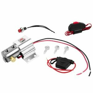 Hurst 1745000 Roll Control Kit Kit Includes Instructions Solenoid Valve Snap ac