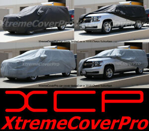 Car Cover 2011 2012 2013 2014 2015 2016 2017 2018 2019 Cadillac Escalade Esv