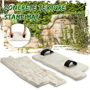 15 7 Slate Seamless Texture Polyurethane Stone Stamp Concrete Cement Wall Mat