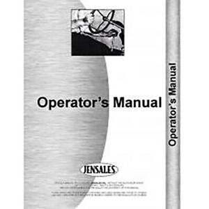New Operator s Manual For Galloway Frost Proof 2 1 2 5 7 1 2 10 15 Hp