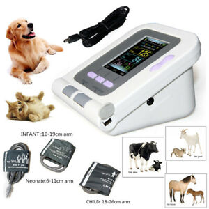 Veterinary Animal Blood Pressure Monitor 08a vet 3 neonate child infant Cuffs