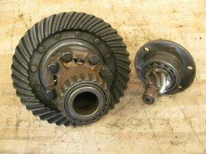 Original Antique Vintage 1952 Ford 8n Tractor Differential Ring