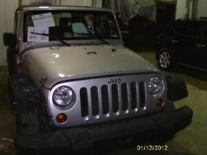 Steering Column Floor Shift Tilt Wheel Fits 07 Wrangler 577447