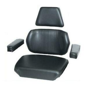 New Fits Case Agri king Tractor 4pc Seat Cushion Set 770 870 970 1070 1090 1170