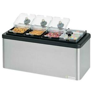 Server 87480 Insulated Mini bar W 4 Jars And Spoons