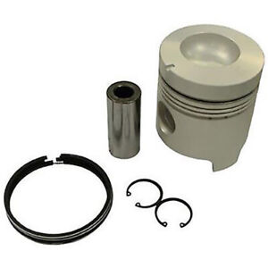 81877564 Piston Kit Fits Ford Fits New Holland Tractor 5000 5600 5610 5700 256 6