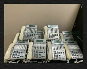 Nec Electra Elite Ipk B64 u20 Phone System With Voicemale And 22 Phones