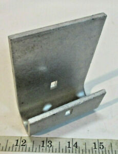Aluminum j Mounting Bracket For 1 O d Pipe tube 3 Wide X 4 1 2 Tall