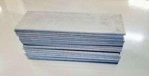 1 4 Steel Sheet Plate 4 X 12 Flat Bar A36 4 Pieces
